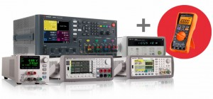 Keysight Big 5 foto